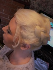 Bridesmaids Dutch Braid